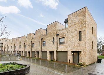 Thumbnail 3 bed town house for sale in Orchid Mews, London
