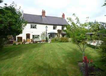 Thumbnail 4 bed detached house for sale in Smithy Lane, Wrexham, Wrecsam