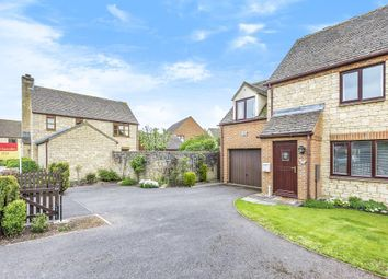 Thumbnail 3 bed end terrace house for sale in Witney, Oxfordshire