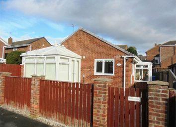 Thumbnail 2 bed detached bungalow for sale in Plantation Walk, South Hetton, Durham