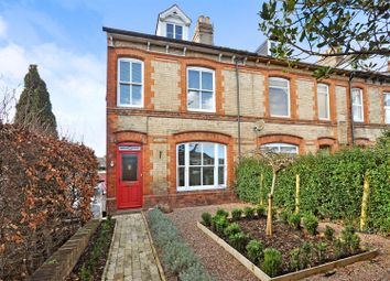 Thumbnail 3 bed end terrace house for sale in Trinity Street, Taunton
