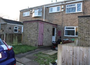 Thumbnail 2 bed terraced house for sale in Barbury Drive, Clifton, Nottingham, Nottinghamshire