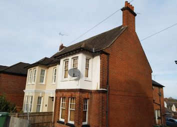 Thumbnail 2 bed flat to rent in Church Lane East, Aldershot