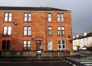 Thumbnail 2 bedroom flat for sale in Canal Street, Saltcoats