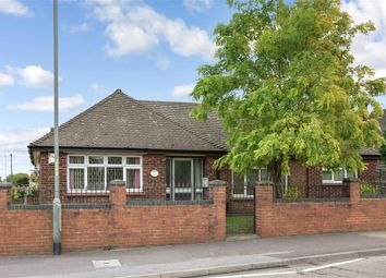 Thumbnail 2 bed detached bungalow for sale in Park Avenue, Northfleet, Gravesend, Kent