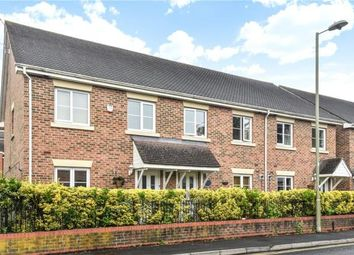 Thumbnail 3 bed terraced house for sale in Vicarage Road, Blackwater, Surrey
