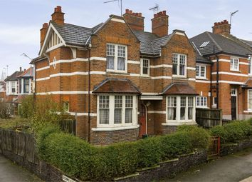 Thumbnail 5 bedroom end terrace house for sale in Russell Road, Crouch End, London