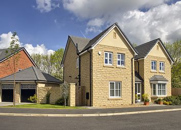Thumbnail 5 bed detached house for sale in Ash Grove, Whalley, Clitheroe