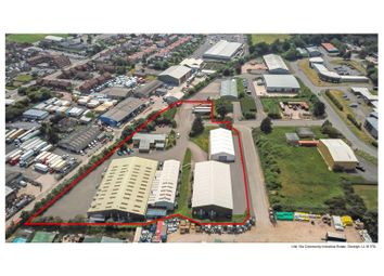 Thumbnail Light industrial for sale in Industrial Complex, Colomendy Industrial Estate, Denbigh