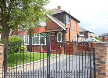 Thumbnail 3 bedroom semi-detached house for sale in Campbell Road, Swinton, Manchester