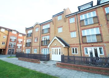Thumbnail 2 bed flat for sale in Foundry Gate, Waltham Cross, Hertfordshire