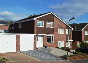 Thumbnail 3 bed semi-detached house for sale in 24 Barrowdale Close, Exmouth, Devon