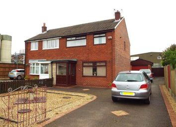 Thumbnail 3 bed semi-detached house for sale in Cale Lane, Aspull, Wigan, Greater Manchester