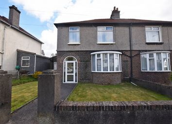 Thumbnail 3 bed property for sale in Royal Avenue, Onchan