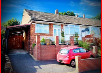 Thumbnail 2 bed semi-detached bungalow for sale in Coulsden Drive, Blackley, Manchester