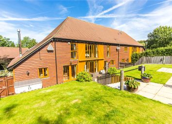 Thumbnail 5 bedroom detached house for sale in Darland Farm, Capstone Road, Darland, Kent