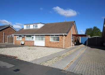 Trajan Road, Coleview, Swindon SN3. 2 bed semi-detached bungalow for sale