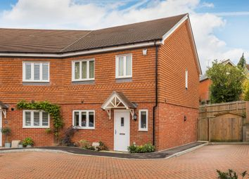 Thumbnail 4 bed semi-detached house to rent in Blackthorn Close, Lower Bourne, Farnham