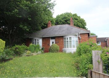 Thumbnail 3 bed bungalow for sale in West Villa Duncombe Bank, Ferryhill