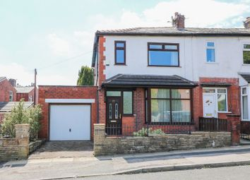 Thumbnail 3 bed semi-detached house for sale in Thompson Road, Heaton, Bolton