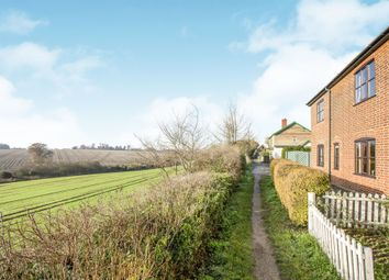 Thumbnail 3 bed property for sale in Holly Close, Little Bealings, Woodbridge