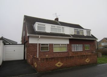 Thumbnail 3 bedroom semi-detached house to rent in Appledore Close, Bristol