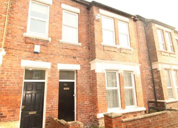 Thumbnail 2 bed flat to rent in Sidney Grove, Newcastle Upon Tyne