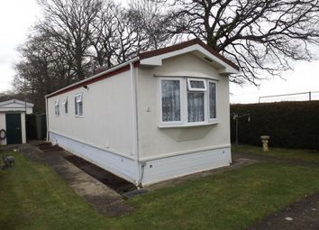 Thumbnail 2 bed mobile/park home for sale in Dibden, Southampton, Hampshire