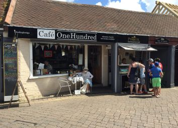 Thumbnail Restaurant/cafe to let in Cafe One Hundred, Fordingbridge