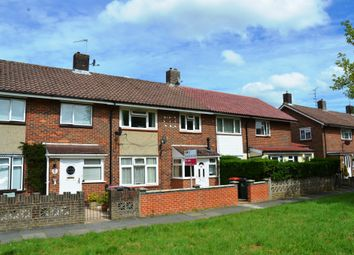 Thumbnail 4 bed terraced house for sale in Poplar Close, Crawley