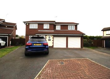 Thumbnail 4 bed detached house for sale in Longdean Close, Hebburn