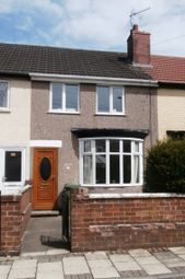 Thumbnail 2 bedroom terraced house to rent in Kathleen Grove, Grimsby