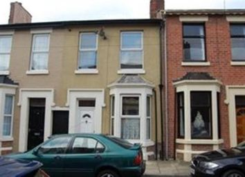 Thumbnail 2 bed terraced house to rent in Milner Street, Preston
