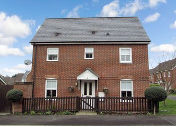 Thumbnail 3 bed semi-detached house for sale in Rowlock Gardens, Hermitage, Thatcham