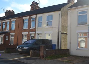 Thumbnail 3 bedroom end terrace house to rent in Henslow Road, Ipswich