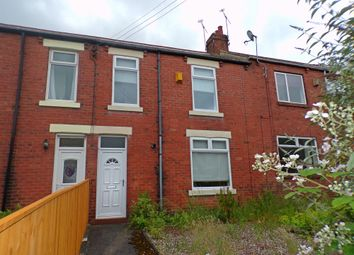 Thumbnail 2 bed terraced house for sale in Melrose Avenue, Backworth, Newcastle Upon Tyne
