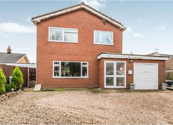 Thumbnail 4 bed detached house for sale in Middle Road, Whaplode, Spalding, Lincolnshire