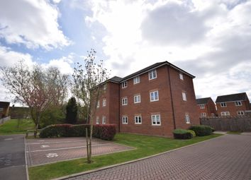 Thumbnail 2 bed flat to rent in Snowgoose Way, Newcastle-Under-Lyme