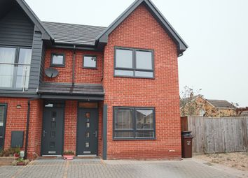 Thumbnail 2 bed terraced house to rent in Wheelhouse Court, Hull, Yorkshire