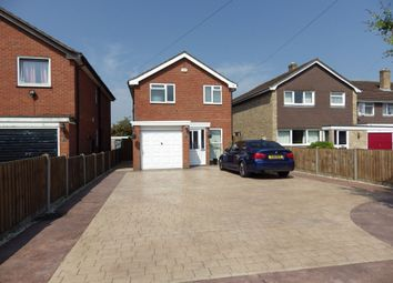 Thumbnail 3 bed detached house for sale in Innsworth Lane, Longlevens, Gloucester