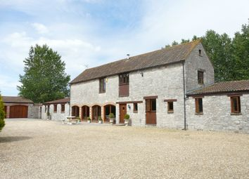 Thumbnail 4 bed barn conversion for sale in Bourton, Weston-Super-Mare