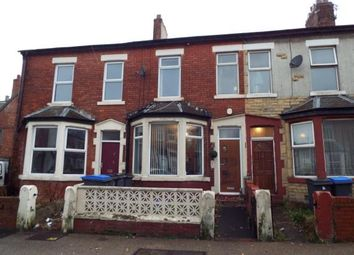 Thumbnail 4 bed terraced house for sale in Durham Road, Blackpool, Lancashire