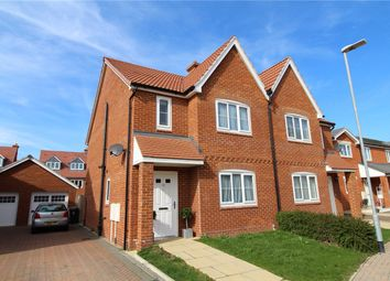 Thumbnail 3 bedroom semi-detached house for sale in Garden Close, Grantham, Lincolnshire