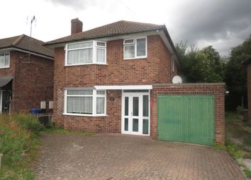 Thumbnail 3 bed detached house for sale in Darwin Road, Mickleover, Derby