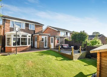 Thumbnail 4 bed detached house for sale in Aintree Road, Royston