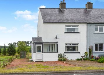 Thumbnail 2 bedroom cottage for sale in Biggar Road, Biggar