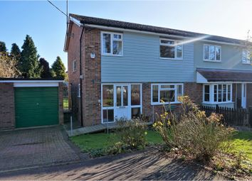 Thumbnail 3 bedroom semi-detached house for sale in Upper Park Road, Colchester