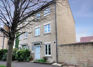 Thumbnail 3 bed semi-detached house for sale in Nightingale Way, Calne, Wiltshire