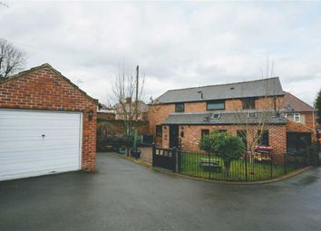 Thumbnail 3 bed detached house for sale in Lancaster Road, Newbold, Chesterfield, Derbyshire
