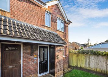 2 bed semi-detached house for sale in Rivets Close, Lavender Grange, Aylesbury - No Upper Chain HP21
